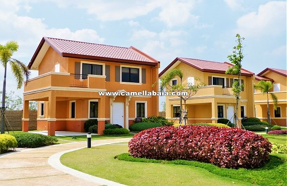 Camella Baia House and Lot for Sale in Los Banos Philippines