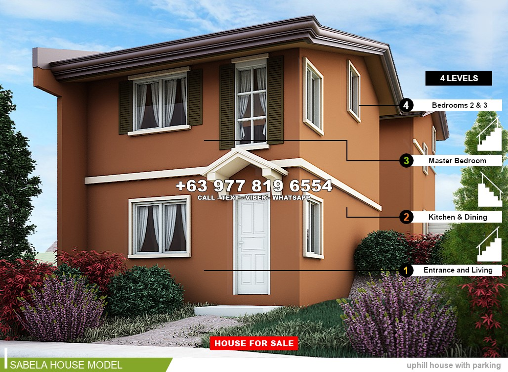 Isabela House for Sale in Los Banos