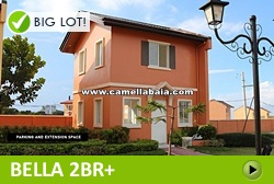 Bella House and Lot for Sale in Los Banos Laguna Philippines