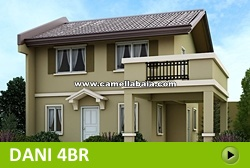 Dani House and Lot for Sale in Los Banos Laguna Philippines