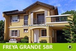 Freya House and Lot for Sale in Los Banos Laguna Philippines