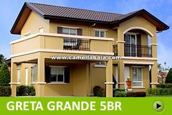Greta House and Lot for Sale in Los Banos Laguna Philippines