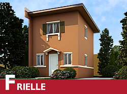 Frielle - Affordable House for Sale in Bay / Los Banos